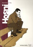 Couverture du livre « Hosni » de Maximilien Le Roy aux éditions La Boite A Bulles