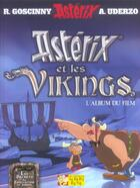 Couverture du livre « Astérix et les vikings » de Rene Goscinny et Albert Uderzo aux éditions Albert Rene