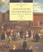Couverture du livre « Adam francois van der meulen » de Richefort aux éditions Pu De Rennes