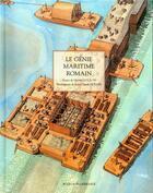 Couverture du livre « Le génie maritime romain » de Gerard Coulon et Jean-Claude Golvin aux éditions Errance