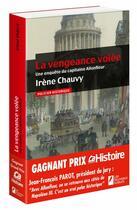 Couverture du livre « La vengeance volée » de Irene Chauvy aux éditions Les Nouveaux Auteurs
