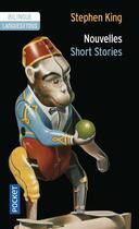 Couverture du livre « Nouvelles ; short stories » de Stephen King aux éditions Langues Pour Tous