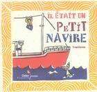 Couverture du livre « Il Etait Un Petit Navire » de Toni Duran aux éditions Didier Jeunesse