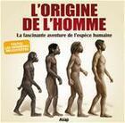 Couverture du livre « L'origine de l'Homme » de Remi Pin aux éditions Editions Asap