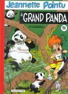 Couverture du livre « LE GRAND PANDA » de Marc Wasterlain aux éditions Dupuis