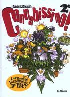 Couverture du livre « Canabissimo T.2 ; Le Retour » de Gaudin et Bocquet aux éditions La Sirene