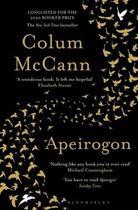 Couverture du livre « APEIROGON » de Colum Mccann aux éditions Bloomsbury