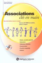 Couverture du livre « Associations Cles En Main » de Gilles Rousselot et Pascal Delamare aux éditions Imprimerie Nationale