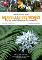 Couverture du livre « Merveilles des Vosges » de Herve Parmentelat aux éditions Place Stanislas