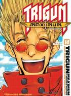 Couverture du livre « Trigun maximum t.14 » de Yasuhiro Nightow aux éditions Tonkam