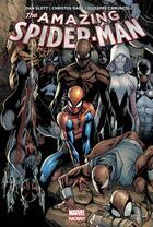 Couverture du livre « The amazing Spider-Man T.2 » de Dan Slott et Adam Kubert et Christos N. Gage et Giuseppe Camuncoli aux éditions Panini