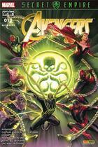 Couverture du livre « Avengers N.10 » de Avengers aux éditions Panini Comics Fascicules