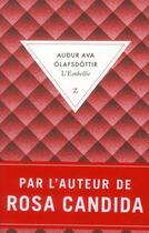 Couverture du livre « L'embellie » de Audur Ava Olafsdottir aux éditions Zulma