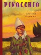 Couverture du livre « Pinocchio » de Nathalie Novi et Carlo Collodi aux éditions Rue Du Monde