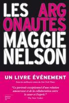 Couverture du livre « Les Argonautes » de Maggie Nelson aux éditions Editions Du Sous Sol