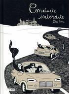 Couverture du livre « Conduite interdite » de Chloe Wary aux éditions Steinkis