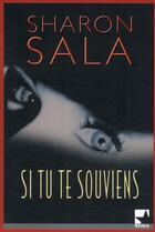 Couverture du livre « Si tu te souviens » de Sharon Sala aux éditions Harlequin
