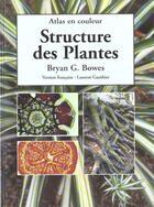 Couverture du livre « Structure Des Plantes » de Bryan Bowes aux éditions Inra