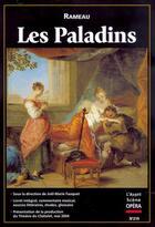 Couverture du livre « L'avant-scène opéra N.219 ; les paladins » de Jean-Philippe Rameau aux éditions L'avant-scene Opera