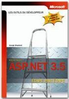 Couverture du livre « Asp.net 3.5 ; étape par étape » de Shepherd-G aux éditions Microsoft Press
