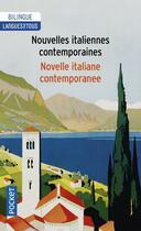 Couverture du livre « Nouvelles italiennes contemporaines » de Landolfi/Svevo aux éditions Langues Pour Tous