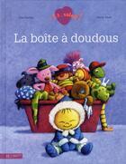 Couverture du livre « La boîte à doudous » de Carlain-N+Pinel-H aux éditions Hachette Enfants