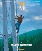 Couverture du livre « XIII T.26 ; 2 132 mètres » de Iouri Jigounov et Yves Sente aux éditions Dargaud