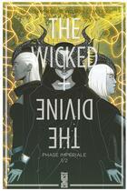 Couverture du livre « The wicked + the divine T.5 ; phase impériale t.1 » de Kieron Gillen et Jamie Mckelvie et Matthew Wilson et Clayton Cowles aux éditions Glenat Comics