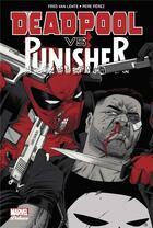 Couverture du livre « Deadpool vs Punisher » de Pere Perez et Fred Van Lente aux éditions Panini