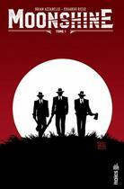 Couverture du livre « Moonshine T.1 » de Eduardo Risso et Brian Azzarello aux éditions Urban Comics