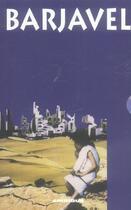 Couverture du livre « Coffret Barjavel » de Rene Barjavel aux éditions Omnibus