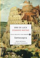 Couverture du livre « Sottosopra » de Erri De Luca aux éditions Mondadori