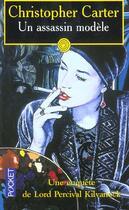 Couverture du livre « Un assassin modèle » de Christopher Carter aux éditions Pocket