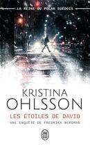 Couverture du livre « Les étoiles de david » de Kristina Ohlsson aux éditions J'ai Lu
