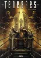 Couverture du livre « Ténèbres T.4 ; le roi Ti-Harnog » de Christophe Bec et Iko aux éditions Soleil