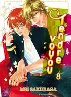Couverture du livre « Tendre voyou t.8 » de Mei Sakuraga aux éditions Taifu Comics