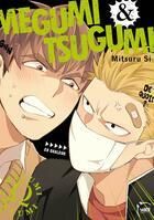 Couverture du livre « Megumi & Tsugumi » de Mitsuru Si aux éditions Taifu Comics