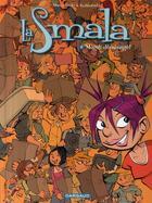 Couverture du livre « La smala t.6 ; Magali déménage » de Thierry Robberecht et Marco Paulo aux éditions Dargaud