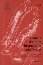 Couverture du livre « Cahiers d'etudes hispaniques medievales, n 35/2012 » de Mart Heusch Carlos aux éditions Ens Lyon