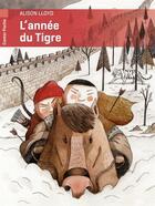 Couverture du livre « L'année du tigre » de Alison Lloyd aux éditions Pere Castor