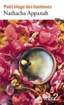 Couverture du livre « Petit éloge des fantômes » de Nathacha Appanah aux éditions Gallimard