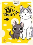 Couverture du livre « Les chaventures de Taï & Mamie Sue T.1 » de Kanata Konami aux éditions Nobi Nobi