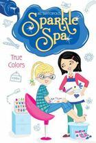 Couverture du livre « True Colors » de Santopolo Jill aux éditions Aladdin