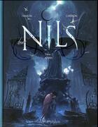 Couverture du livre « Nils T.2 ; Cyan » de Antoine Carrion et Jerome Hamon aux éditions Soleil