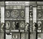 Couverture du livre « Musées de papier ; recueils d'antiquités et recherches antiquaires en Europe 1650-1780 » de Elisabeth Decultot aux éditions Gourcuff Gradenigo