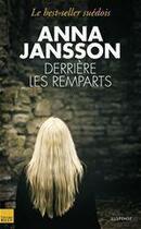 Couverture du livre « Derrière les remparts » de Anna Jansson aux éditions Toucan