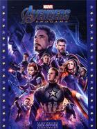 Couverture du livre « Avengers ; endgame ; Disney box-office ; l'album du film » de Disney aux éditions Disney Hachette