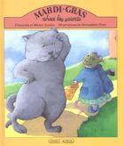 Couverture du livre « Mardi-gras chez les souris » de Bernadette Pons et Michel Amelin et Francoise Amelin aux éditions Grasset Jeunesse