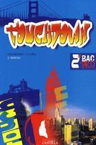 Couverture du livre « Touchdown ; Anglais ; 2nde Pro ; Manuel De L'Elève » de Sandrine Holdener et Sophie Leleu aux éditions Casteilla
