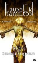 Couverture du livre « Ravenloft t.1 ; l'alliance ; mort d'un sombre seigneur » de Laurell K. Hamilton aux éditions Bragelonne